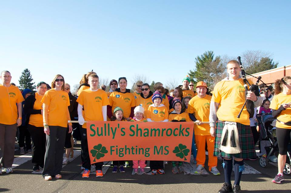 Sully's shamrocks